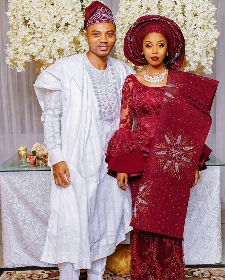 igbo attire and its meaning traditional wedding attire Nigerian Traditional Wedding Dresses