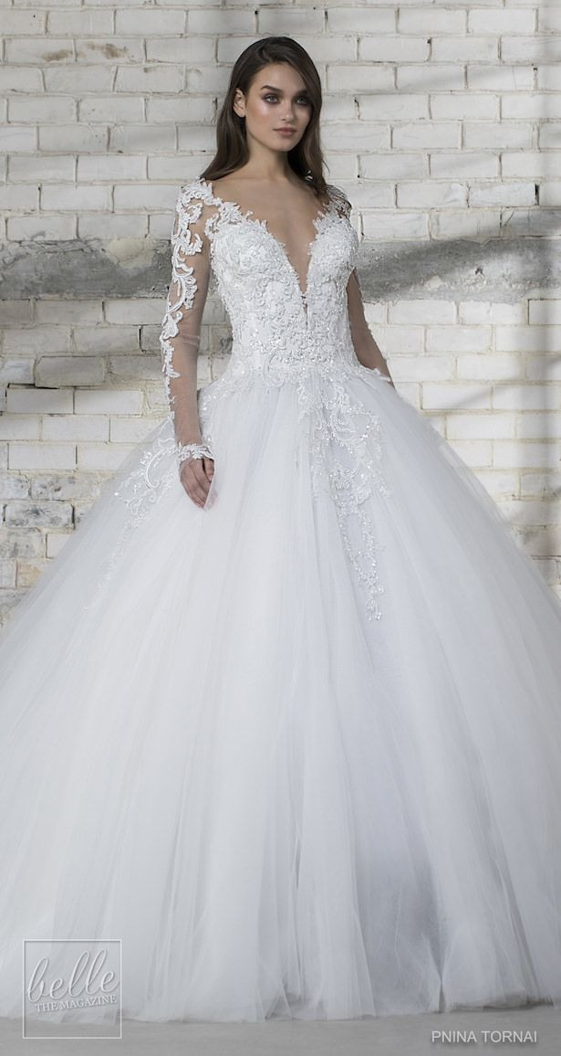 love pnina tornai for kleinfeld wedding dress collection Wedding Dresses By Pnina