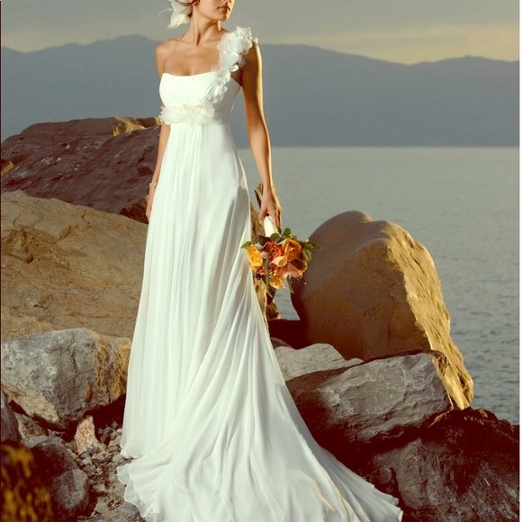 maggie sottero destination spring summer wedding Maggie Sottero Beach Wedding Dresses