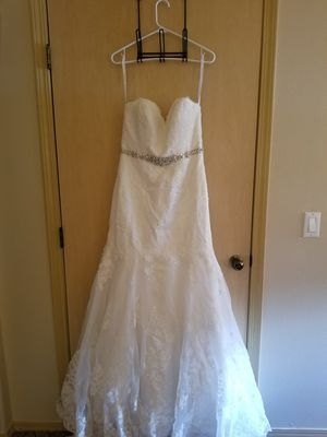 new and used mermaid dress for sale in olympia wa offerup Wedding Dresses Olympia Wa