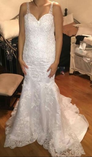 new and used wedding dress for sale in champaign il offerup Wedding Dresses Champaign Il