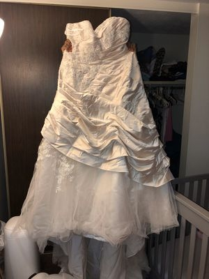 new and used wedding dress for sale in dayton oh offerup Wedding Dresses Dayton Ohio