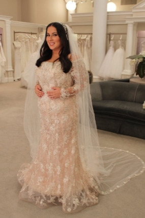official site stephen yearick wedding dresses lace Stephen Yearick Wedding Dresses