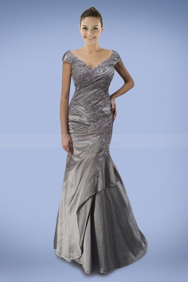 perfect for a 25th anniversary vow renewal mother of 25th Anniversary Wedding Dresses