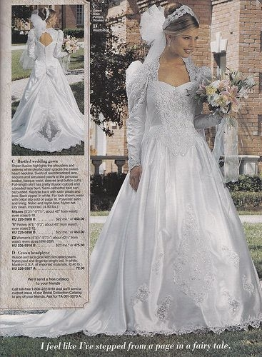 pin na nstnce retro brides Jcpenney Wedding Dresses