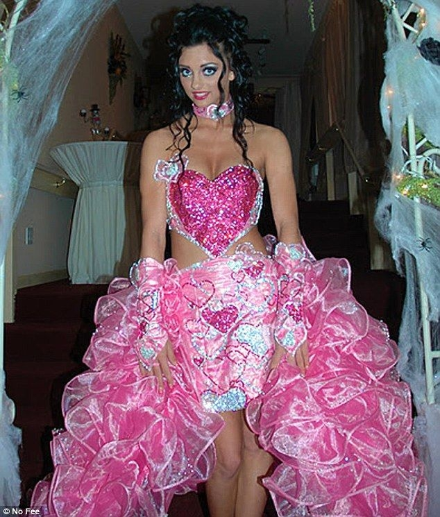 pin on gypsy wedding dress My Big Fat American Gypsy Wedding Dresses