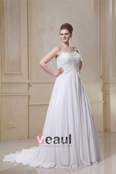 plus size wedding dresses jacksonville flchiffon beading Wedding Dresses Jacksonville Fl