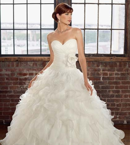 southern belle romance for your wedding day Southern Belle Wedding Dresses