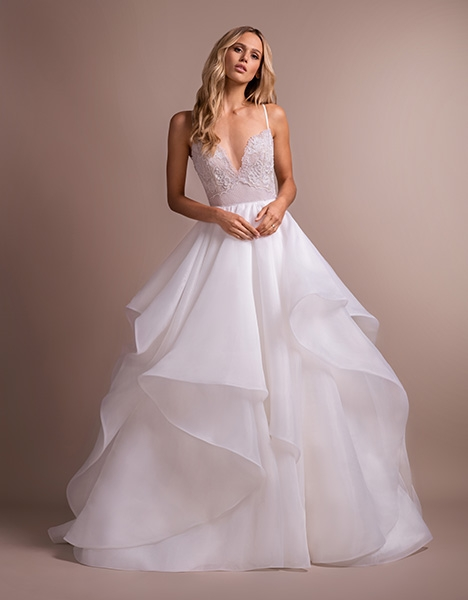 style 6913 diaz wedding dress hayley paige the Hayley Paige Wedding Dresses