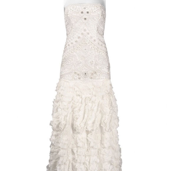 sue wong wedding dress nwt size 4 nwt Sue Wong Wedding Dress