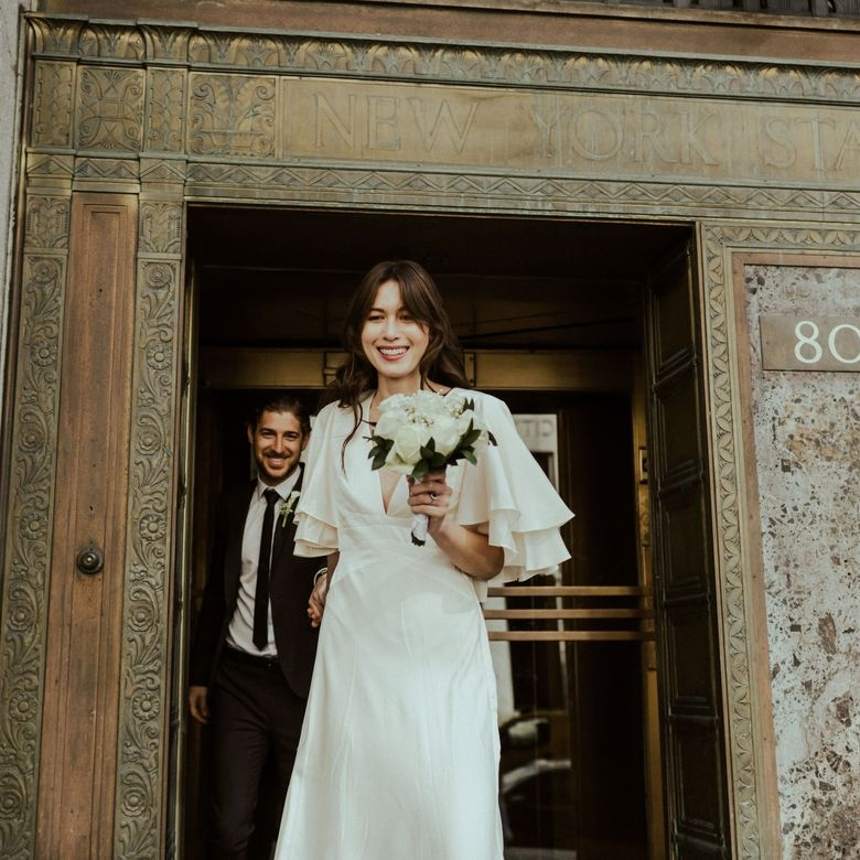 the 30 best courthouse wedding outfits of 2020 Court House Wedding Dresses