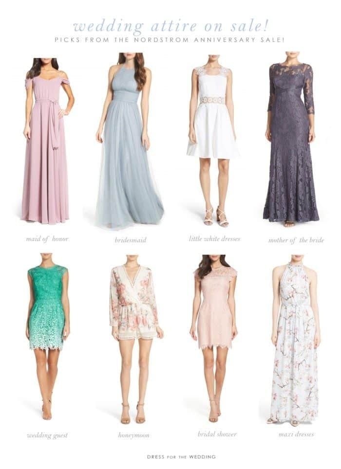 the nordstrom anniversary sale 2017 guide to the best deals Nordstrom Wedding Guest Dresses