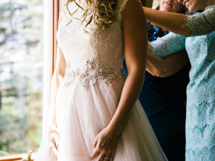 the top wedding dress alteration tips who what wear Wedding Dress Alterations Chicago