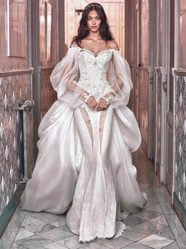 thelma victorian affinity bridal dresses galia lahav Galia Lahav Wedding Dress