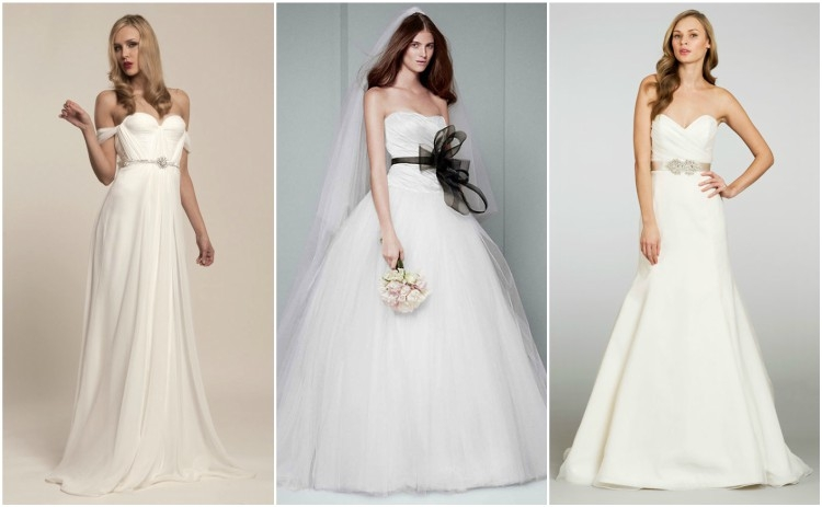 top 27 wedding dress styles for pear shaped brides Wedding Dresses For Pear Shaped