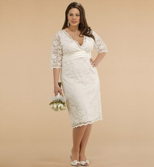 wedding dresses for plus size older brides the best Wedding Dresses For Plus Size Older Brides