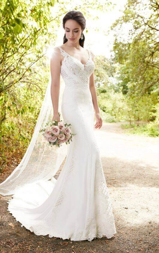 wedding gowns couture open back wedding dress martina liana Martina Liana Wedding Dresses
