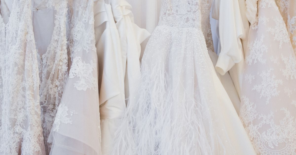 where to resell your wedding dress vox Resale Wedding Dresses
