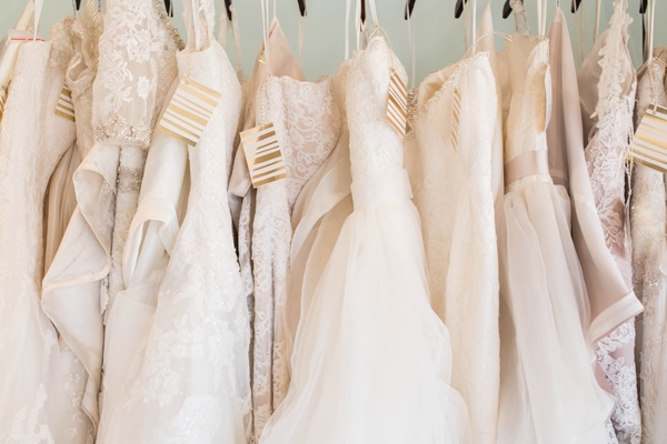 would you wear a consignment wedding dress southern weddings Wedding Dresses Resale
