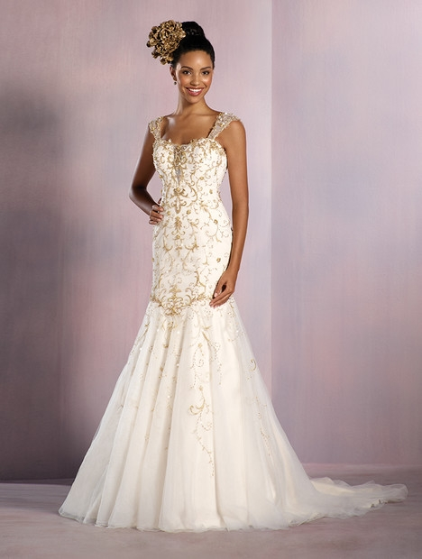 253 tiana gold wedding dress alfred angelo disney Princess Tiana Wedding Dress