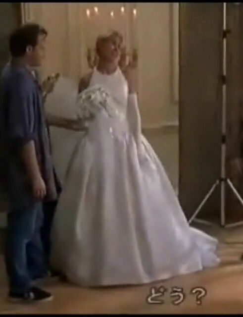 dress from the parent trap dream dress iconic weddings Parent Trap Wedding Dress