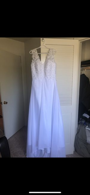 new and used wedding dress for sale in clarksville tn offerup Wedding Dresses Clarksville Tn
