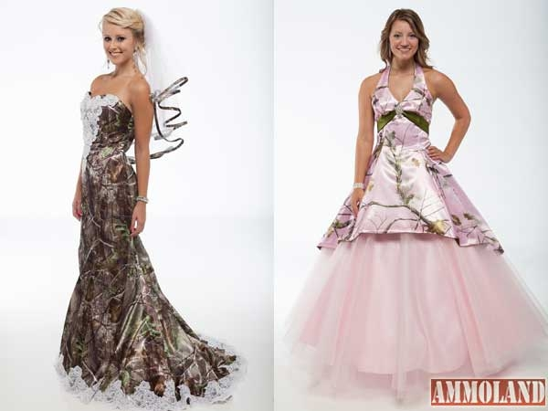 new realtree camo formal attire for women Realtree Camouflage Wedding Dresses