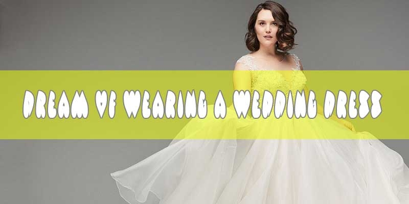 5 dream of wearing a wedding dress white black dress Wedding Dress Dream Interpretation