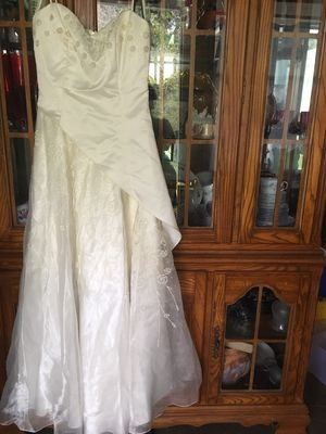 new and used wedding dress for sale in orange park fl offerup Used Wedding Dresses Jacksonville Fl