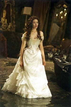pitiful creature of darkness what kind of life have you Phantom Of The Opera Wedding Dress