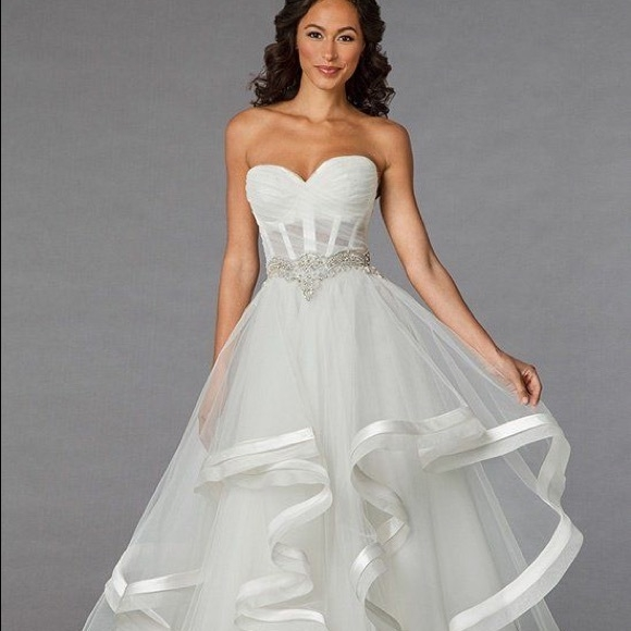 pnina tornai wedding dress style 4310 Wedding Dresses By Pnina Tornai