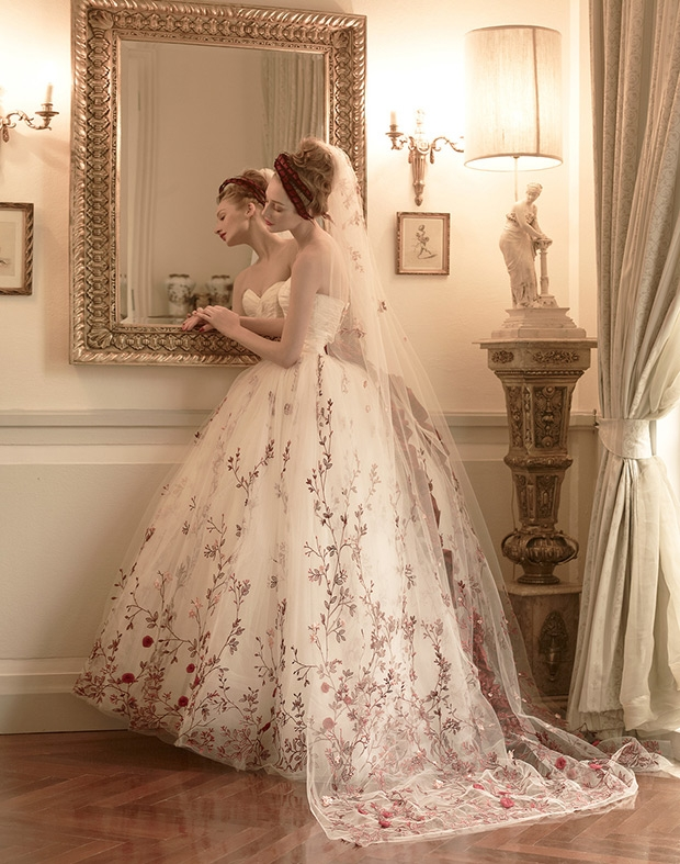 the exclusive designs of st pucchi couture onefabday St Pucchi Wedding Dresses