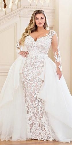 40 best plus size wedding dresses for your big day Plus Size Wedding Dresses Mn
