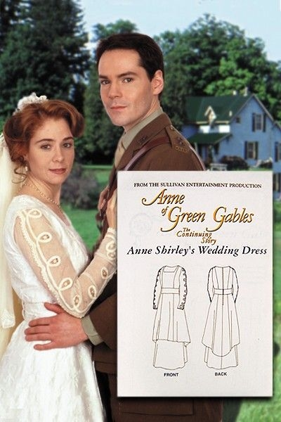 anne the wedding dress pattern collection wedding dress Anne Of Green Gables Wedding Dress