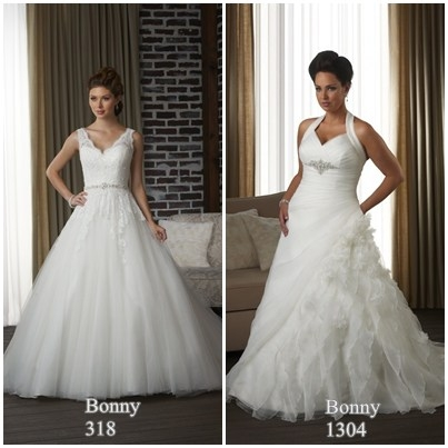 best style wedding dresses for large busts Wedding Dresses For Big Busts