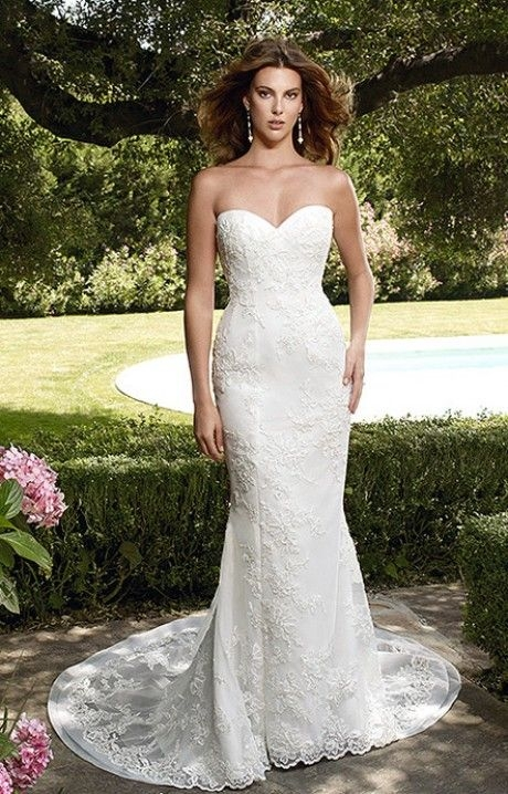 casablanca 2022 is a gorgeous lace gown with just enough Casablanca Wedding Dress s