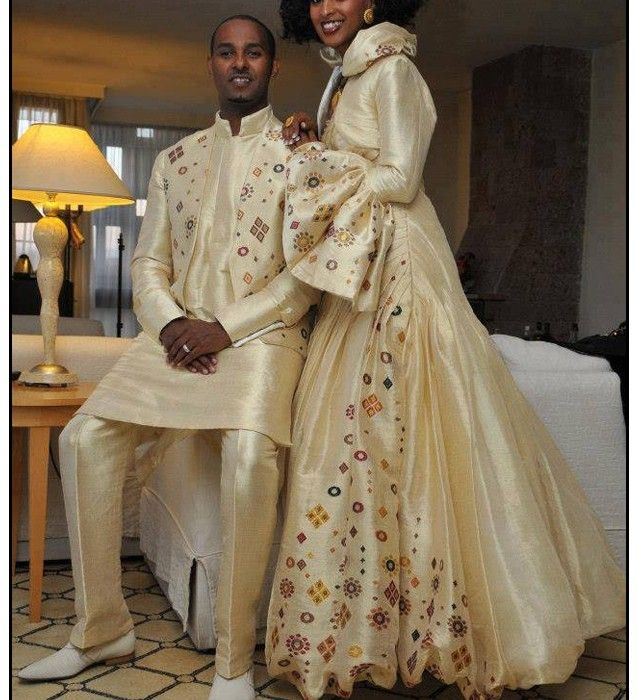 designer habesha wedding dress ethiopian clothing Habesha Wedding Dresses