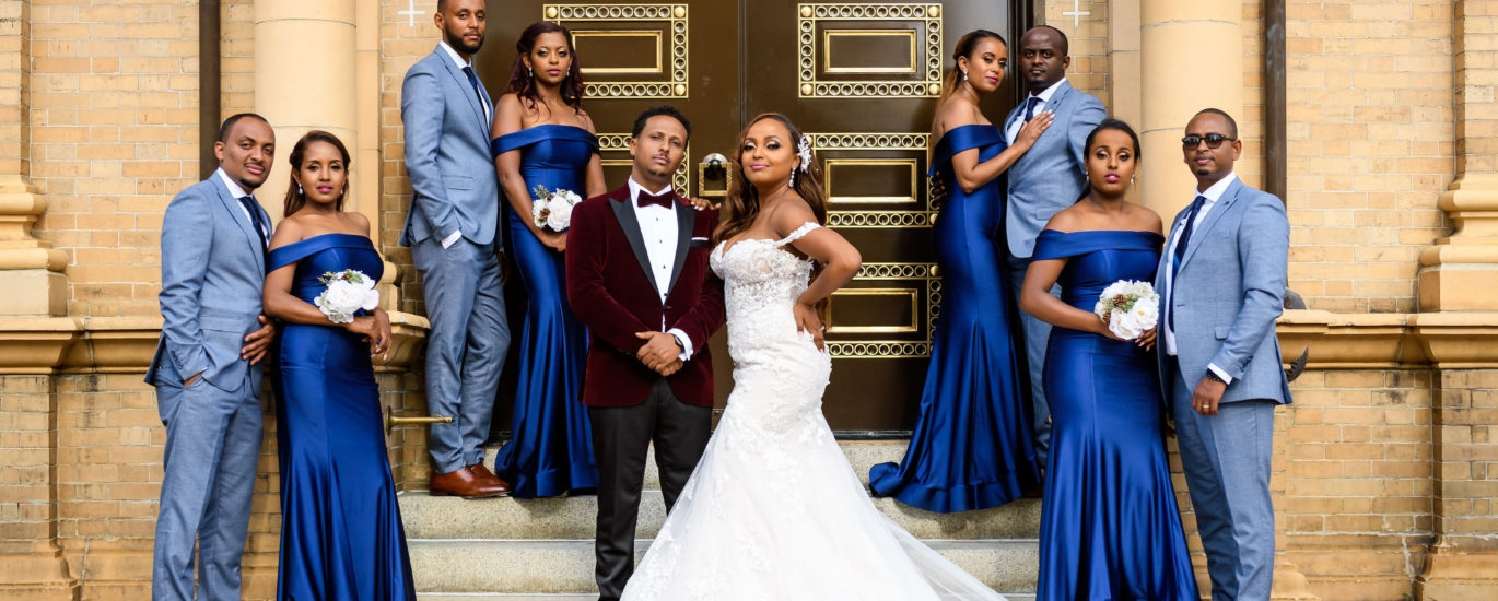 habesha weddings my precious world Habesha Wedding Dresses