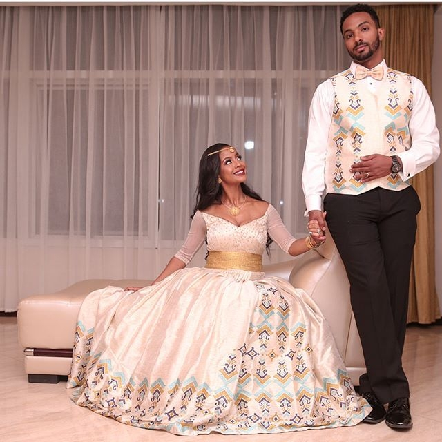 i love traditional weddings dollygirma Habesha Wedding Dresses