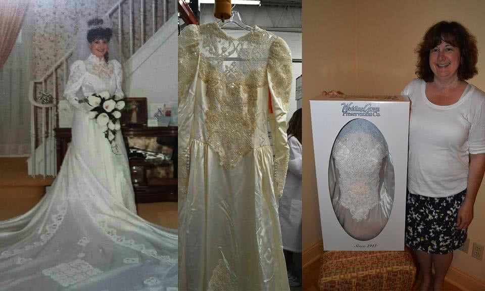learn more about our best selling wedding gown restoration kit Wedding Dress Restoration Pretty