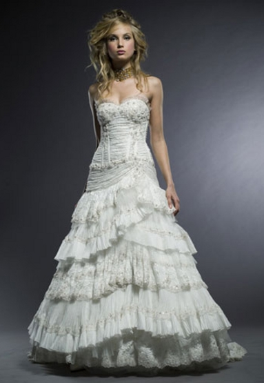 michelle roth dressthe one i wanted but could not afford Michelle Roth Wedding Dresses