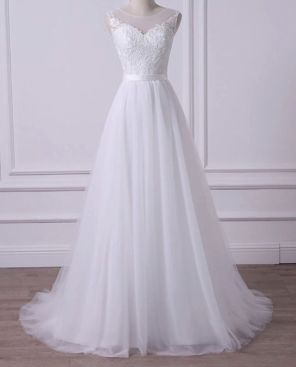 new wedding dress size 8 for sale in cary nc in 2020 Wedding Dresses Cary Nc