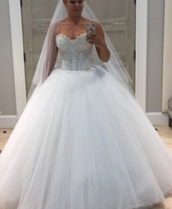 pnina tornai custom made Panina Wedding Dress