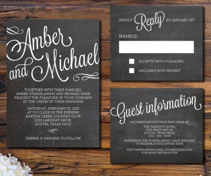 10 tips on what to include in wedding invitation details What To Include In Wedding Invitation