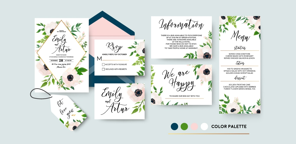 21 tips to make your own invitations save the dates and cards Upload Your Own Wedding Invitation Design