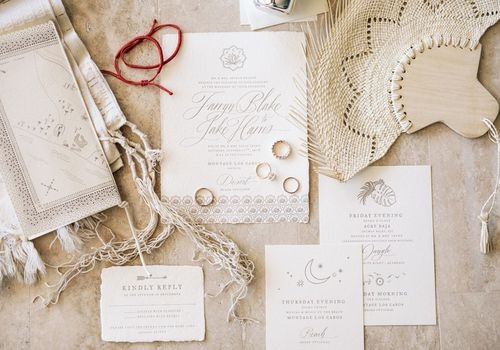 21 wedding invitation wording examples to make your own What To Include In Wedding Invitation