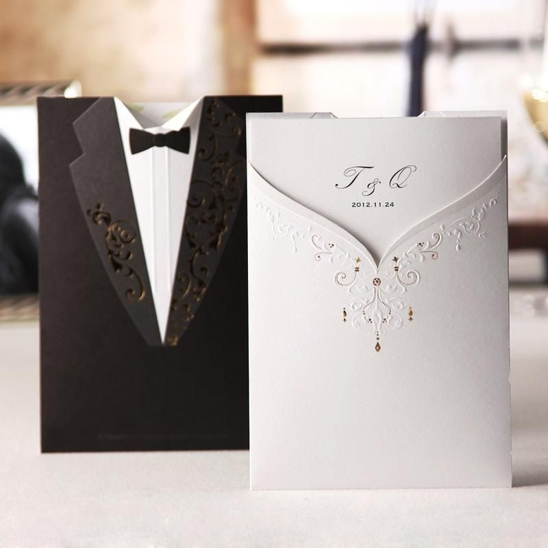40 best wedding invitation cards and creativity ideas Best Wedding Invitations Cards