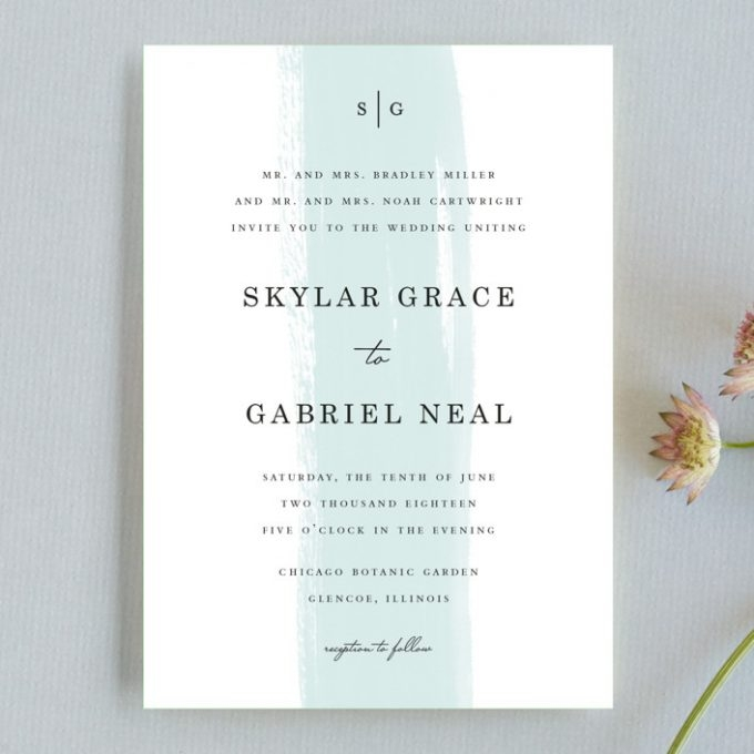 9 best places to buy cheap wedding invitations emmaline bride Best Place For Wedding Invitations