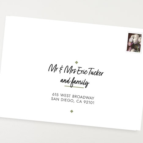 addressing wedding invitations magnetstreet weddings How To Address A Wedding Invitation