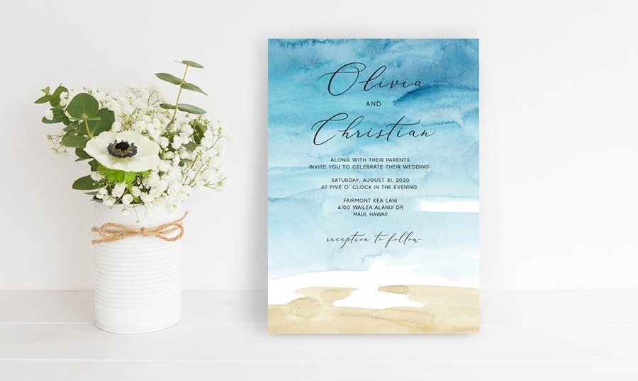 beach wedding invitation wording destination wedding details Beach Wedding Invite Wording